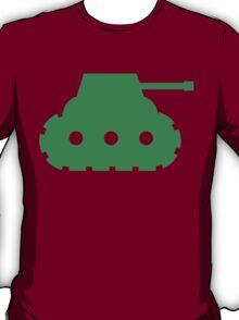Mini Army Tank T-Shirt
