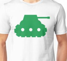 Mini Army Tank Unisex T-Shirt