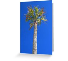 Icons of the Beach Greeting Card