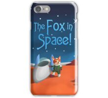 The Fox In Space! iPhone Case/Skin