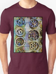 Wheels Unisex T-Shirt