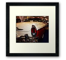 Two - Tone Merc Framed Print