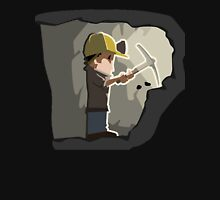 Mining Man, Game Design Unisex T-Shirt