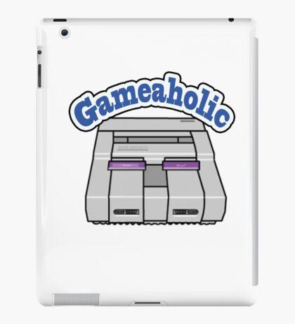 Gameaholic iPad Case/Skin