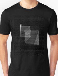 Forenzics - Static and Silence Big Black T-Shirt