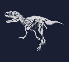 Raptor Skeleton Kids Clothes