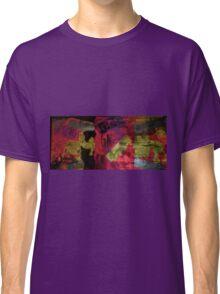 Blockhead light art Classic T-Shirt