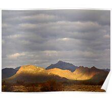 Sonoran Scenery Series ~ 3 ~  Spotlight Poster
