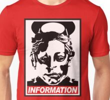 "Heavenly Host ""Information!"" Unisex T-Shirt"