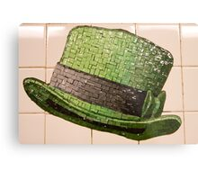 St. Patrick's Day Topper Metal Print