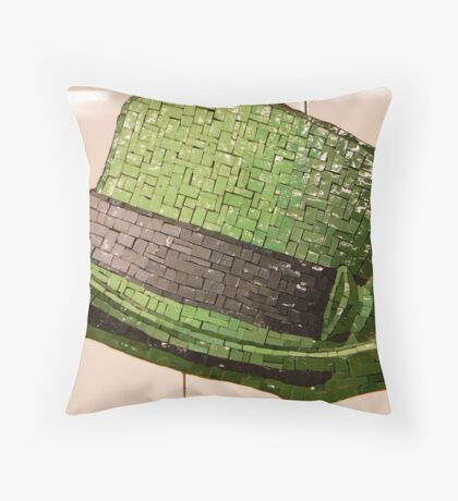 St. Patrick's Day Topper Throw Pillow