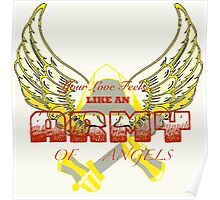 Army Of Angels Poster