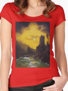 Wreck in the Gorge Women's Fitted Scoop T-Shirt