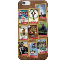 Greatest Baseball Movies of All Time iPhone Case/Skin