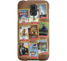 Greatest Baseball Movies of All Time Samsung Galaxy Case/Skin