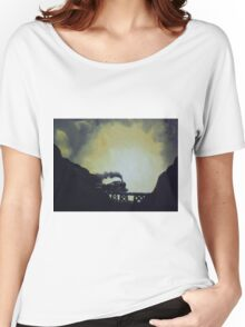 Last Train Women's Relaxed Fit T-Shirt