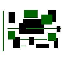 Rectangular Pattern 9 Photographic Print
