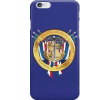 Columbia Security Coat of Arms iPhone Case/Skin