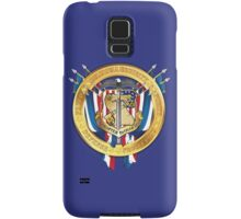 Columbia Security Coat of Arms Samsung Galaxy Case/Skin