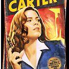 Agent Carter Short Poster by sonicsandwands
