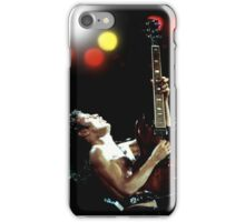 Angus Young AC/DC - 53 iPhone Case/Skin