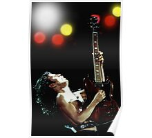 Angus Young AC/DC - 53 Poster