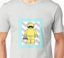 Leggo Man Unmasked Unisex T-Shirt