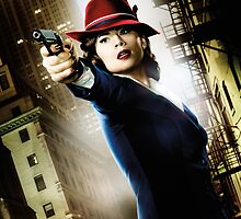 Agent Carter by sonicsandwands