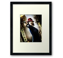 Agent Carter Framed Print