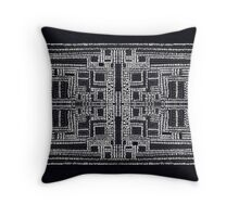 Sometimes Walk Slowly And In Peace Throw Pillow