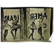 American Ballet, 1938 Poster