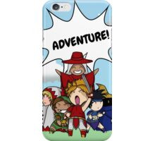Final Fantasy Adventure iPhone Case/Skin