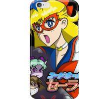 Codename Sailor V Game Poster iPhone Case/Skin