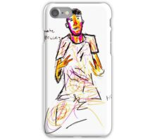 Old Mate Bruce  iPhone Case/Skin
