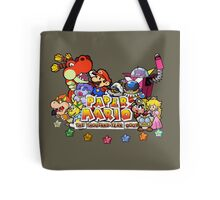 Paper Mario: The Thousand Year Door Tote Bag