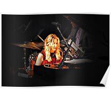 Diana Krall in concert Poster