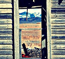 The Window. by Ronda Basteyns