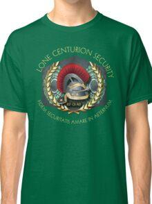 Lone Centurion Security Classic T-Shirt