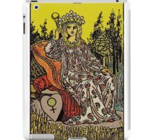 The Empress Tarot iPad Case/Skin