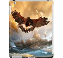 FLY HIGH! iPad Case/Skin