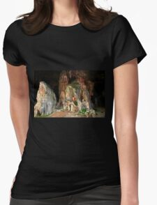 Arbecrombie Cave Womens Fitted T-Shirt