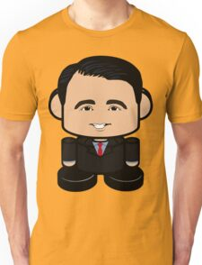 Scott Walker Politico'bot Toy Robot 1.0 Unisex T-Shirt
