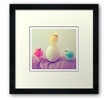 Come Out and Play... Framed Print
