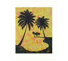 """Palm Sunday"" Art Print"