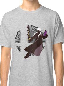 Robin (Female, Aerial) - Sunset Shores Classic T-Shirt