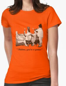 Purdy Hair Womens Fitted T-Shirt
