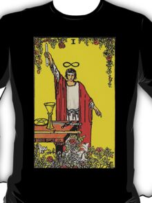 The Magician Tarot T-Shirt