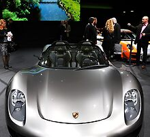 World Premier viewing of the new Porsche 918 Spyder  by M-Pics
