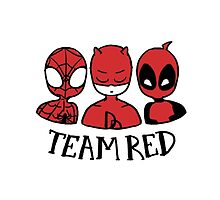Team Red by apitnobaka