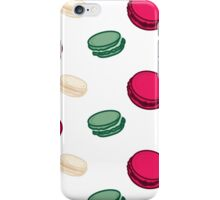 Les Macarons iPhone Case/Skin